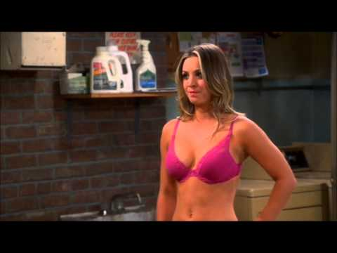 The Big Bang Theory Penny Amp Sheldon Doing Laundry Youtube
