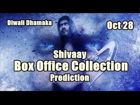 Shivaay Box Office Collection Prediction