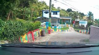 Causal Driving Grenada : West Coast & Richmond Hill