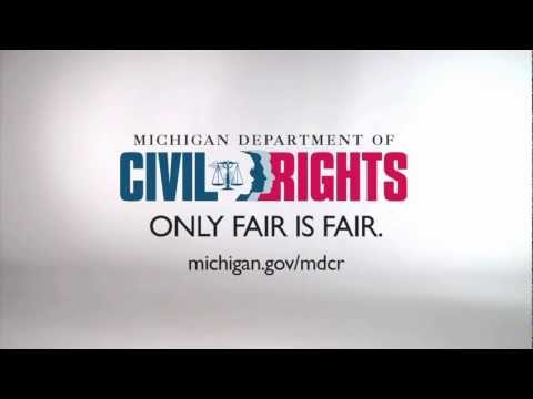 Only Fair Is Fair (Michigan Department of Civil Rights Radio PSA)