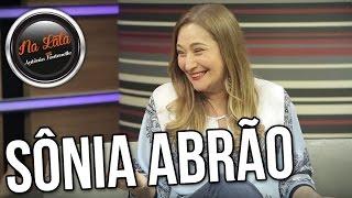 #NALATA COM SÔNIA ABRÃO