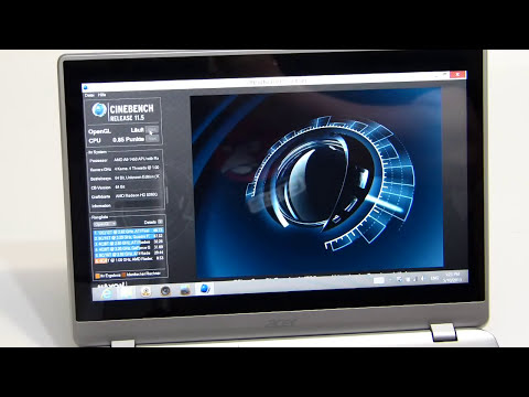 Acer Aspire V5 122P with AMD Temash  First Test