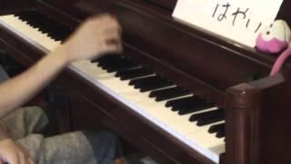 「千本桜(高速)」 を弾いてみた 【ピアノ】