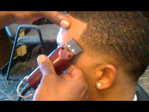 Wahl 5 Star Detailer Edge Up Taurus The Barber Youtube