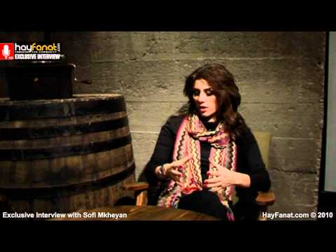 Sofi Mkheyan ► Exclusive HayFanat Video Interview [HD] klip izle
