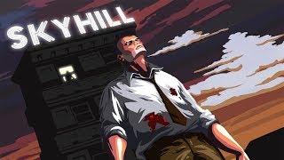 Стрим по игре Skyhill почти прошёл до конца
