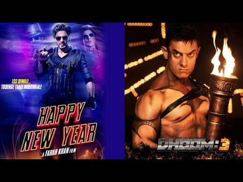 Happy New Year Movie breaks DHOOM:3 s Box Office record! | Bollywood...
