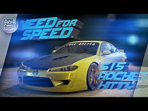 Need For Speed (2015) - NISSAN SILVIA ROCKET KITTY! (Прохождение #5)