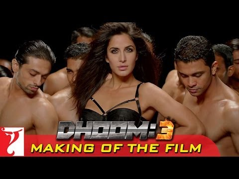 Making of DHOOM:3 - Part 17 - Dhoom Machale Dhoom