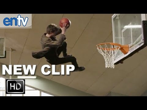 "The Amazing Spider-Man ""Slam Dunk"" Official Clip [HD]: Peter Parker ""Brings It"" On The Court"