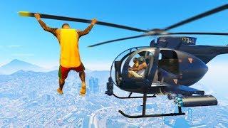 GTA 5 Jumping Fails #5 - Ragdolls Compilation