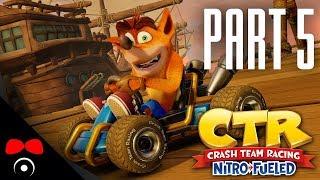 PŘESTÁVÁM TO DÁVAT! | Crash Team Racing  #5