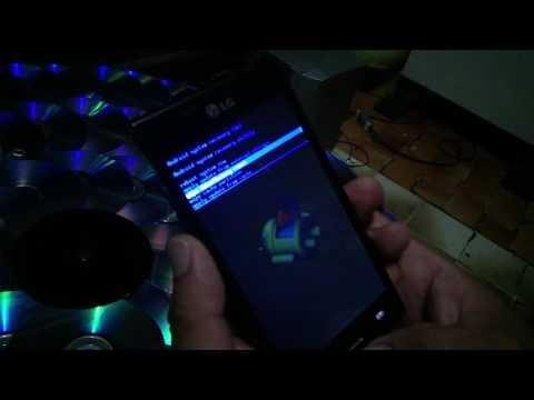 Como resetear un optimus L7 LG-p705