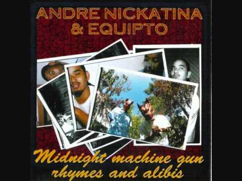 Andre Nickatina - Jungle (Featuring Equipto)