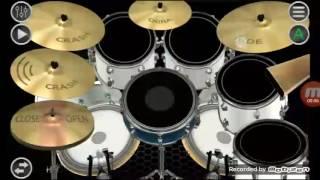 Cinta Ini Membunuhku - D`massiv Drum Cover