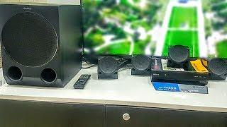 Sony HT-IV300 FULL REVIEW (SOUND TEST) #IN HINDI