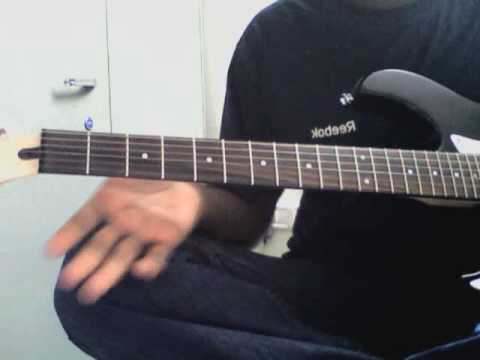 Arya 2 Song Intro Guitar Tutorial video
