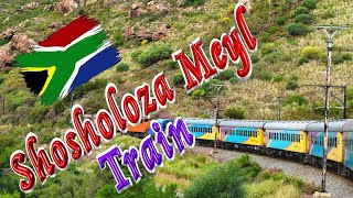 Shosholoza Meyl Train Trip