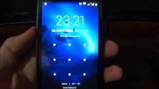 Motorola RAZR D3 XT920 Android Kitkat 4.4.2