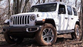 2018 Jeep Wrangler JL: Review
