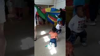 Baba at nursery sing along 22.6.18 pt2