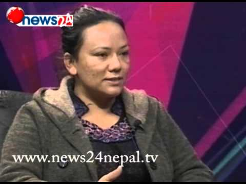SOCIAL WORKER MENUKA THAPA -CHA PRASHNA