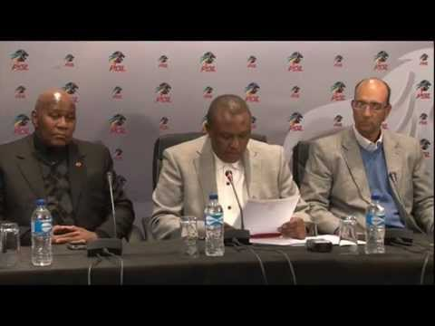 Stanley Matthews confrims resignation as PSL CEO