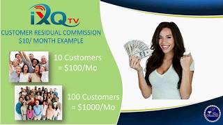 IXQTV Business Presentation Replay 11-6-18