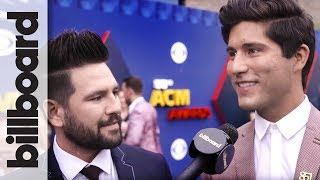 Download Lagu Dan + Shay on Why 'Tequila' Was THE Song to Promote Upcoming Album | ACM 2018 Gratis STAFABAND