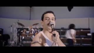 Baixar Bohemian Rhapsody - Live Aid We Will Rock You (DVD Extra) Scene (Rami Malek, Freddie Mercury)