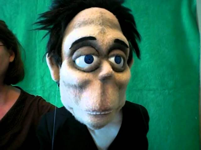 The Dummy Shoppe/Puppets by JET presents &quot;Nigel&quot;