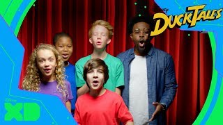 DuckTales | Theme Song ft. Walk the Prank Cast | Official Disney XD UK
