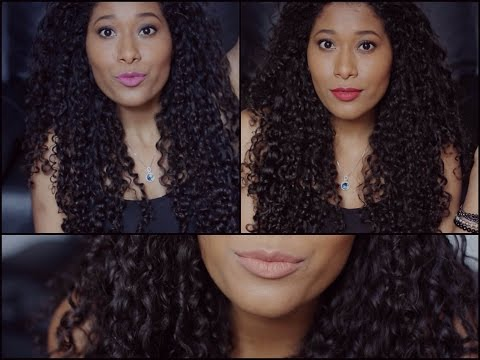 TOP 3 Batons Perfeitos - Pele Negra   Dayany Spiridon