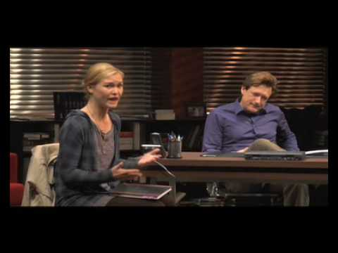 Oleanna on Broadway - Starring Bill Pullman and Julia Stiles