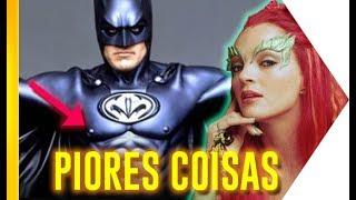 Batman & Robin: o pior filme de herói de todos? | OmeleTV