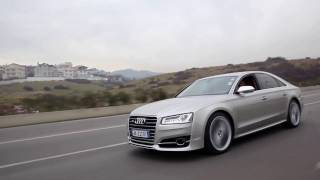2015 AUDI S8 670HP ABT EXHAUST SYSTEM