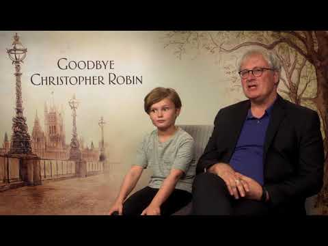 Goodbye Christopher Robin: Simon Curtis & Will Tiltson Official Movie Interview