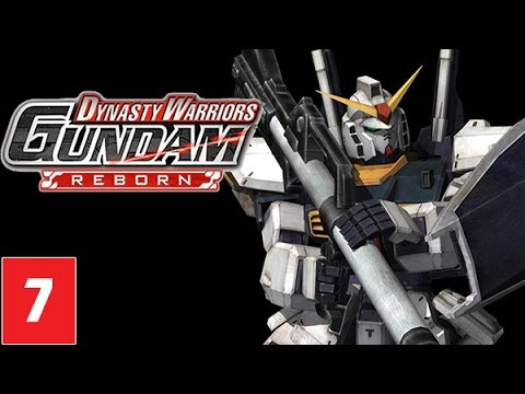 Dynasty Warriors Gundam Reborn Part 7 The Black Gundam MKII