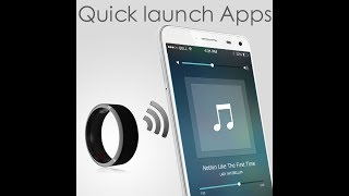 New technology Magic Finger For Android Windows NFC Phone Smart Accessories