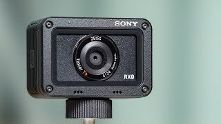 Sony Cyber-shot RX0 - Raw Foto - 4K inkl. Slog - 24mm Zeiss Optik - ultra robust - extrem klein