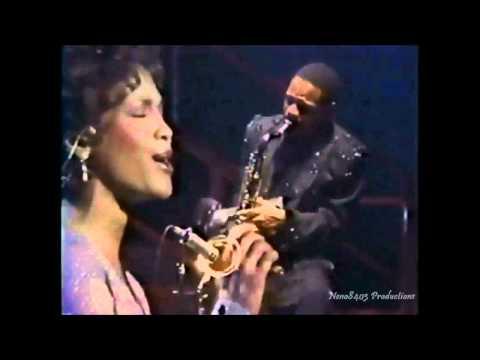 Whitney Houston - Whitney Houston - All the Man That I Need (RARE Pre-Release Performance)
