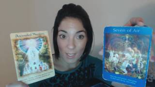 CANCER weekly Angel Reading October 17-23, 2016