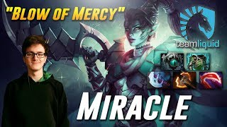 "Miracle Phantom Assassin ""Blow of Mercy"" - Dota 2 Pro MMR Gameplay"
