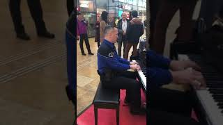 THIS POLICE OFFICER IS A DREAMER  -  IMAGINE COVER
