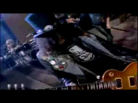Guns N´ Roses - Sweet Child O´ Mine (Music Video) [High Quality]