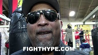 BUDDY MCGIRT DEFENDS KEITH THURMAN ABOUT ERROL SPENCE FIGHT; EXPLAINS WHY TUNE-UP IS FAIR