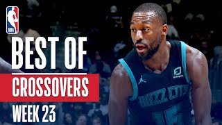 NBA's Best Crossovers | Week 23