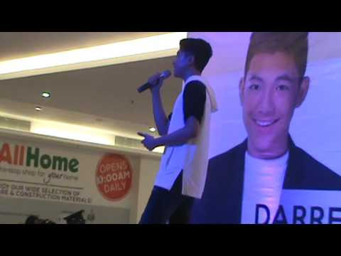 CAN'T STOP THE FEELING - DARREN ESPANTO #1