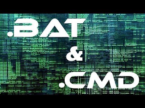 Bat файл скачать файл