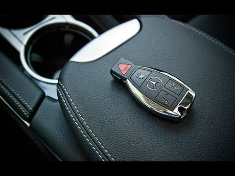 How to Replace the Battery in your Mercedes-Benz SmartKey Remote